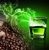 Absinthe & Coffee