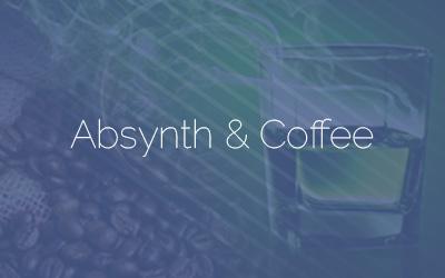 Absynth and Coffee Vape Guernsey Liquid